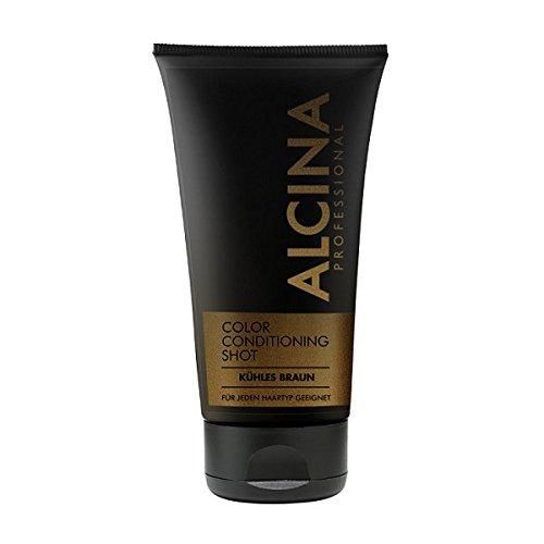 Alcina Color Conditioning Shots 150ml, kühles braun