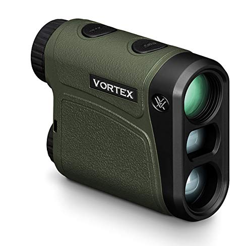 Vortex Optics Impact 1000 Yard Laser Rangefinder, Black