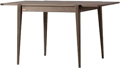 XXT Regulowany składany stół z litego drewna, kurczący się stół do jadalni, oszczędność miejsca, odpowiedni do małych mies...