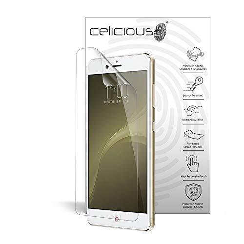 Celicious Vivid Plus Leichte, entspiegelte Bildschirmschutzfolie kompatibel mit dem ZTE Nubia Z11 Mini S [2er Pack]