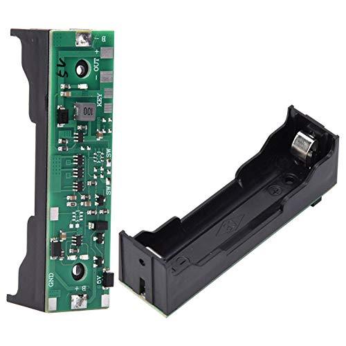 Módulo elevador de batería que ahorra energía Módulo de refuerzo de batería Componentes electrónicos de bajo consumo para fuente de alimentación móvil