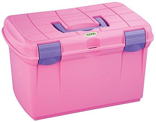 Kerbl 328265 poetsbox Arrezzo met uitneembare inzet, roze