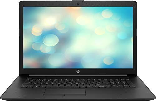 HP (17,3 Zoll FullHD matt) Laptop (AMD Ryzen 3 3200U 2.6 GHz DualCore, 8GB RAM, 256 GB M.2 SSD + 1TB HDD, DVD-Brenner, Windows 10 Pro) schwarz