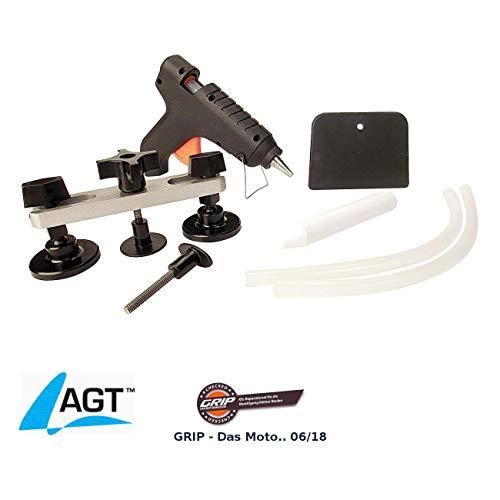 AGT Dellenreparatur: Kfz-Reparatur-Set KRS-10.de für Dellen (Dellenset)