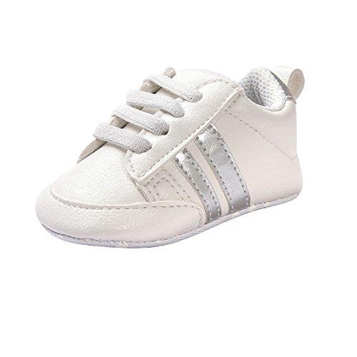 Fossen Zapatos bebé calzado deportivo cuero antideslizante