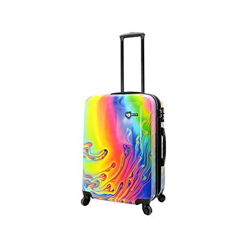 Mia Toro Vortice Hardside 24' Spinner Luggage
