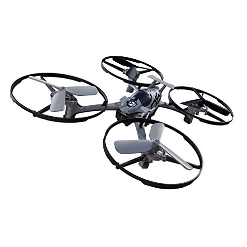 Sky Viper Hover Racer - AUTO Launch, Land, Hover Black Edition