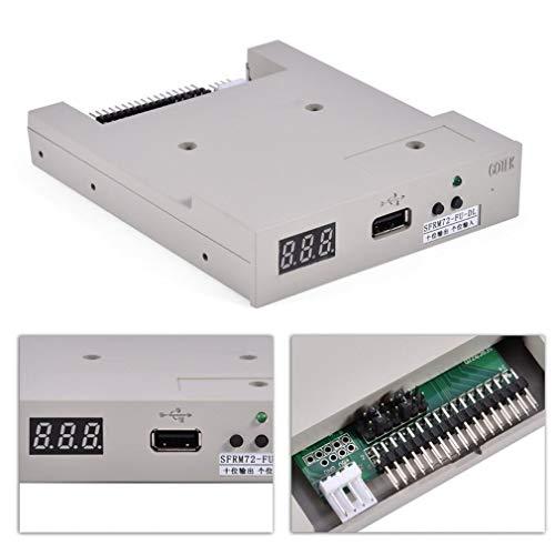 Leoboone SFR1M44-FU-DL USB-Diskettenlaufwerk-Emulator für Yamaha Korg Roland 720KB-Emulatoren mit elektrischem Organ-Diskettenlaufwerk