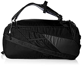 Under Armour Adult Contain 4.0 Duffle Bag , Graphite Medium Heat (040)/Black , One Size Fits All (B077KKMFFN) | Amazon price tracker / tracking, Amazon price history charts, Amazon price watches, Amazon price drop alerts