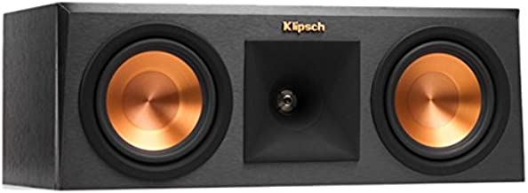 Klipsch RP-250C Center Channel Speaker - Ebony