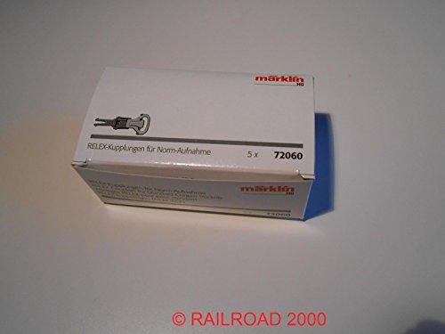 Märklin 72060 - 50 Relex-Kupplung, H0