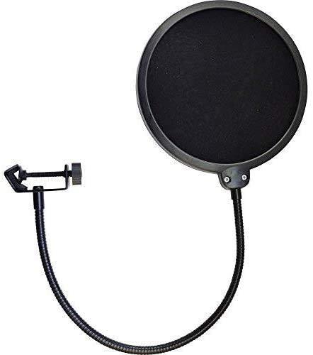 Namvo Filtro pop de micrófono giratorio...