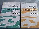 esthétique et psychologie du cinéma 2 tomes. T 1 - Les structures. T 2 : Les formes
