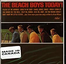 Today!/Summer Days (And Summer Nights!!) [1990 Re-issue] by The Beach Boys (1990-06-12)