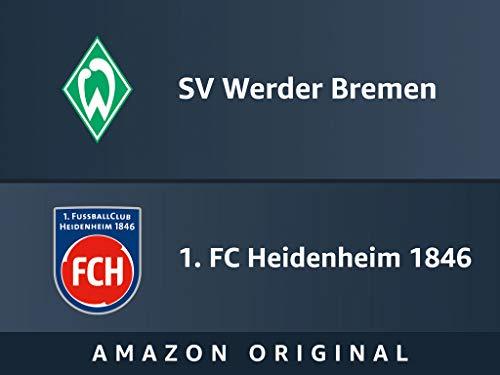 SV Werder Bremen - 1. FC Heidenheim 1846