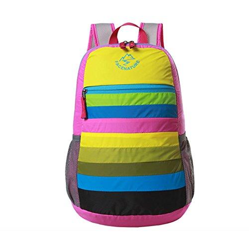 Arc Packable Handy Voyage à dos pour les filles / garçons, Rose