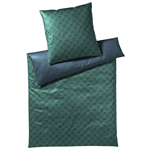 Joop! Bettwäsche Cornflower Double 4083 | 4 Emerald Green - 135 x 200