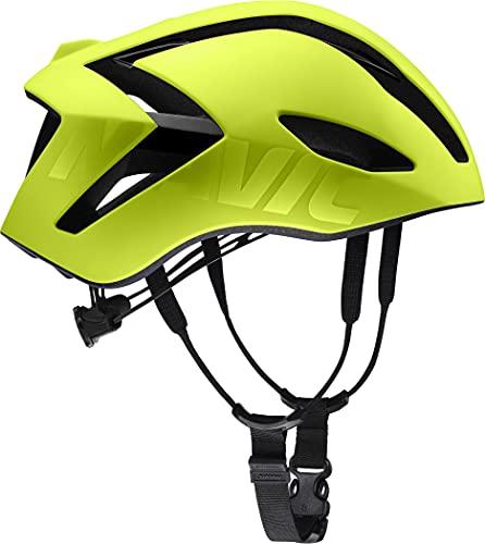 MAVIC Comete Ultimate MIPS - Casco per bicicletta da corsa, giallo 2021, taglia: M (54-59 cm)