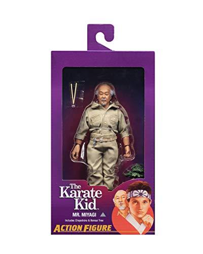 NECA The Karate Kid - Mr. Miyagi - 8