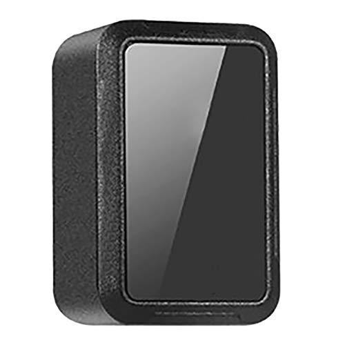 Sonline Rastreador de GPS Localizador GPS para Coche 2G gsm GPS para Coche AplicacióN de Dispositivo de Seguimiento de ConversacióN Manos Libres con Monitor de Voz SOS