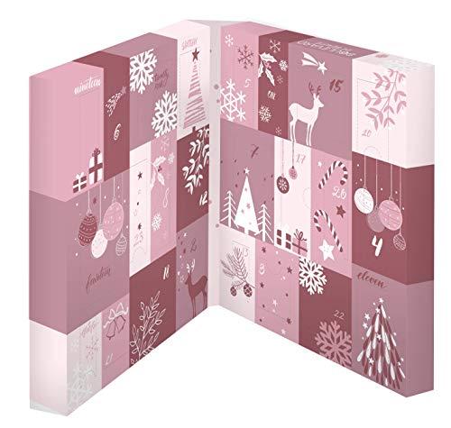 KTN de Beauté Beauty In A Book Advent Calendar - Makeup-Kalender im stylischen Buchformat, 430 g K21277_1