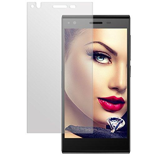 mtb more energy® Schutzglas für ZTE Blade VEC 4G LTE (5.0'') - Tempered Glass Protector Schutzfolie Glasfolie