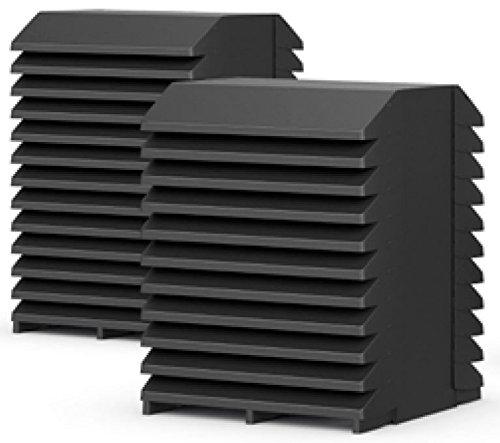 –Collari gomma per condizionatori e pompe di calore con HxBxT 1650X 1060X 490mm