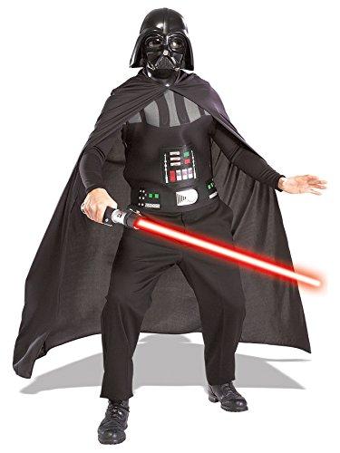Rubie's Star Wars Darth Vader Adult Kit, Black, One Size