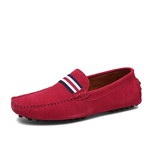 GPF-fei Herenschoen Loafers Schoenen Bootschoen Luie schoenen Canvas Ronde teen schoen Geschikt voor sport Comfortabele Mode Ademende Vrije tijd