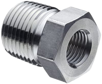 Parker Stainless Steel 316 Pipe Fitting, Reducing Bushing