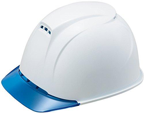 谷沢製作所(タニザワ) エアライト 二層構造 通気性・視界良好 ヘルメット ST#1830-JZ 飛翔スペシャル ホワイト×ブルー