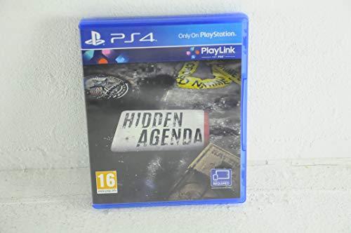 Hidden Agenda (PlayLink) [AT-PEGI] [Importación alemana]