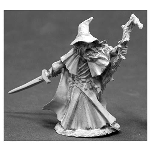 DHL: Kenrik Thistlemoor, Wizard