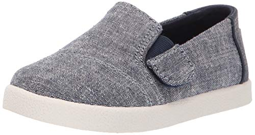 TOMS Kids Lenny Mid Light Twig Casual Shoe 3 Kids US