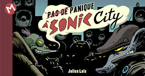(Pas de) panique à Sonic City (NED)
