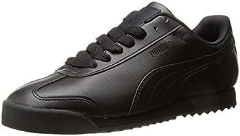 PUMA Men s Roma Basic Fashion Sneaker Black/Black - 12 D M  US