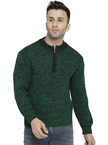 CHKOKKO Winter Woolen Sweater for Men