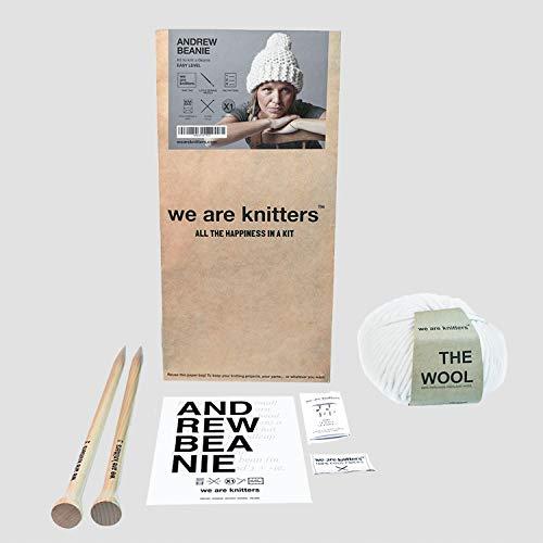 Smartbox - Caja Regalo - We Are Knitters: Kit a Domicilio con Ovillo, Agujas, patrón y Etiqueta -...