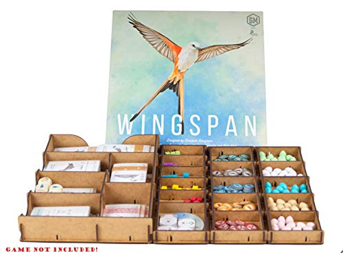 docsmagic.de Organizer Insert for Wingspan Box - Einsatz