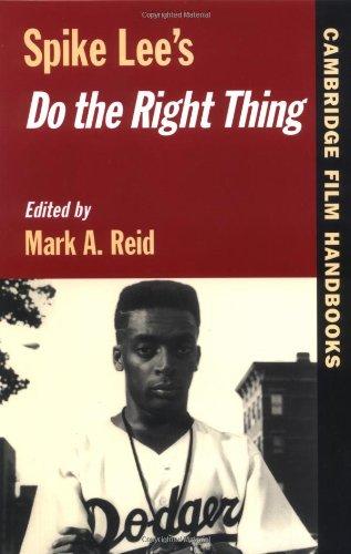 Spike Lee's (Cambridge Film Handbooks)