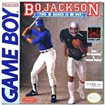 Bo Jackson Baseball and Football