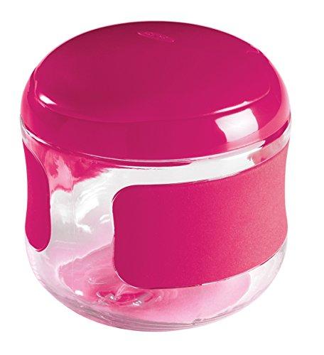 Glass sorbe primero con asas Oxo Mini 6151200T1DE colores: rojo frambuesa 200 ml