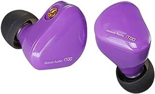 iBasso Audio IT00VLT アイバッソ MMCX リケーブル 3.5mm ジャック 有線 カナル型 ダイナミック型 イヤホン ハイレゾ ロスレス 軽量 ゲーム 動画 映画 ストリーミング スマートフォン ゲーミング FPS 【国内...