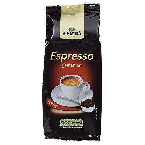 Alnatura Bio Espresso gemahlen, 250g