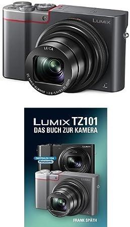 Panasonic Lumix Dmc Tz101egk Travelzoom Kamera Kamera
