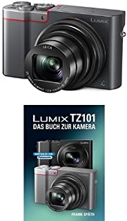 Panasonic LUMIX DMC TZ101EGS Travelzoom Kamera (LUMIX TZ101 Handbuch, silber)