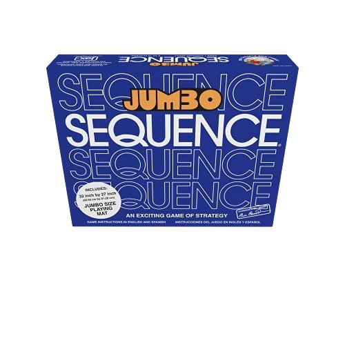 Jax Jumbo SEQUENCE Game - Box Edition...