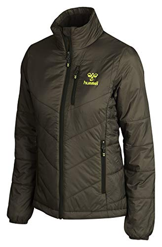 Hummel Damen Jacke Classic Bee Womens Thermo Jacket, Beluga, M