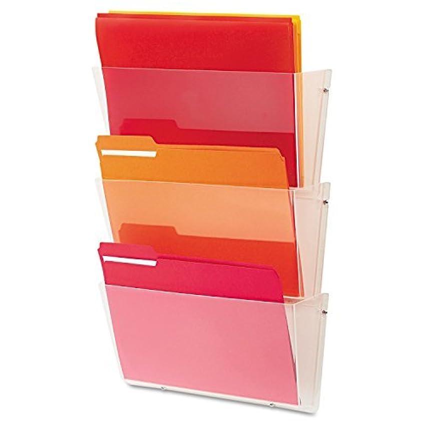 イチゴシロナガスクジラ理論deflect-o Products - deflect-o - Unbreakable Docupocket Single Pocket Wall File, Legal, Clear - Sold As 1 Each - Unbreakable plastic. - Easily mounts to wall (two screws and mounting tape included). - Manufacturer's 100% unbreakable guarantee. - Three-Pocket Set (DEF-63601RT/DEF-63602RT). - [並行輸入品]