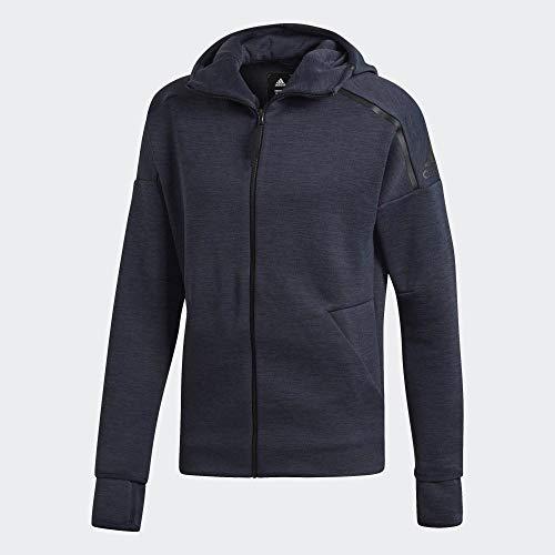 adidas Herren M Zne Hd Fr Sweatshirt, Mehrfarbig (zneleg), XL
